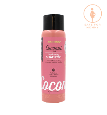 ESSANO Coconut Milk Hydrating Shampoo (300ml) image