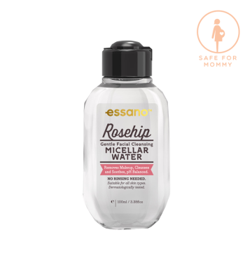 ESSANO Rosehip Gentle Facial Cleansing Micellar Water (100ml) image