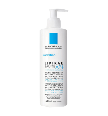 LA ROCHE-POSAY Lipikar Baume AP+, Intense Repair Moisturizing Cream (400ml) image