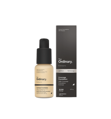 THE ORDINARY Colours Coverage Foundation - 2.0 N (30ml) image