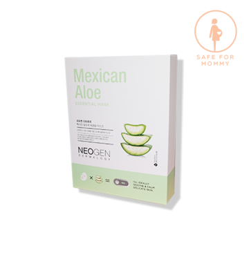 NEOGEN Mexican Aloe Essential Mask (10pax) image