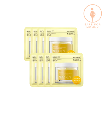 NEOGEN Bio-Peel Gauze Peeling Lemon Travel Pack (8 Pcs) image