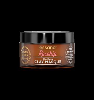 ESSANO Rosehip Clarifying Clay Masque (100g) image