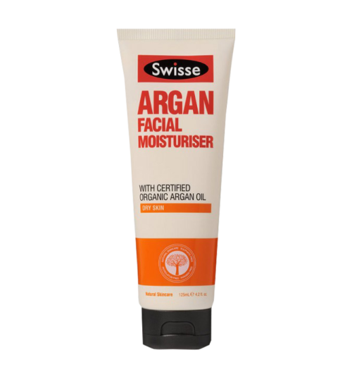 SWISSE Argan Facial Moisturiser (125ml) image