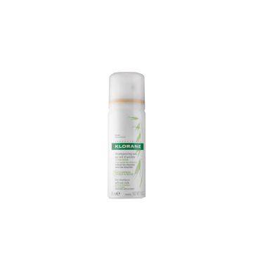 KLORANE Dry Shampoo with Oat Milk (50ml) image