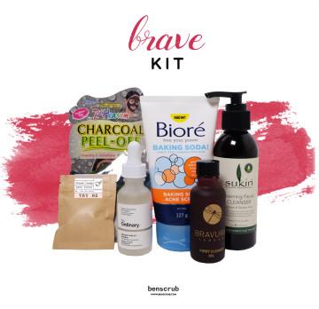 BRAVE (Acne Kit) image