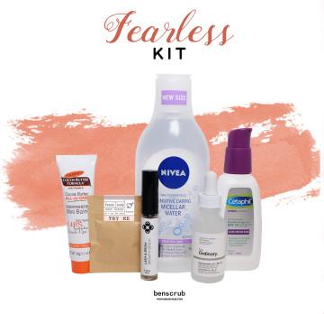 FEARLESS (Skincare Newbie Kit) image