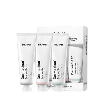 DR.JART+ Derma Clear Trans-foam Clay Set image
