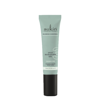 SUKIN Blemish Control Spot Banishing Gel (15ml) image