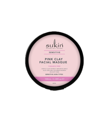SUKIN Sensitive Pink Clay Facial Masque (100ml) image