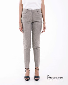 KIN PANTS KHAKI GREY