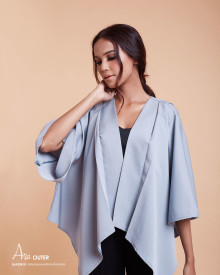 ARA OUTER DUSTY BLUE