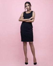 ELEGANT DRESS BLACK