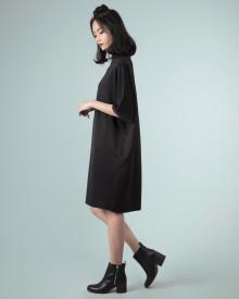 BLU DRESS BLACK