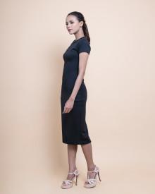 VAL DRESS BLACK