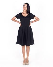 MARYLIN DRESS BLACK