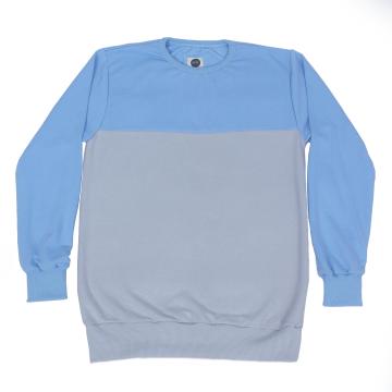 Bogi Orion Sweater Pria Blue Grey