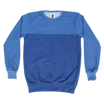 Bogi Aquilo Sweater Pria Navy Blue