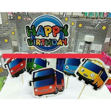 [PO] Tusukan Tayo Happy Birthday