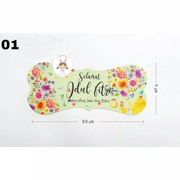 Sticker Idul Fitri - 2