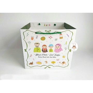 Paperbag Idul Fitri - 1