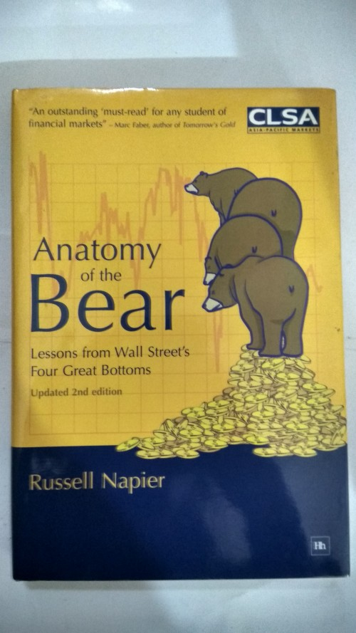 Anatomy of the Bear by Russell Napier