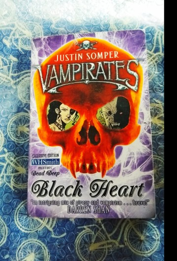 Fiction justin somper vampirates black heart image solutioingenieria Choice Image