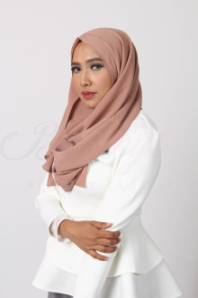 Rosewood Orchid Hijab