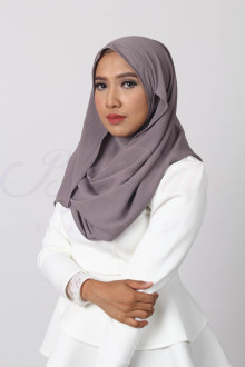 Antique Violet Hijab