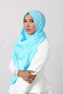 Aqua Hijab