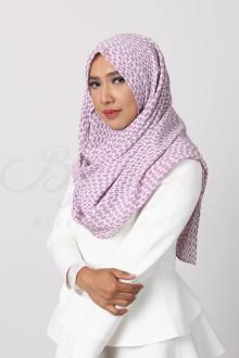 Grande Lilac Orchid Hijab
