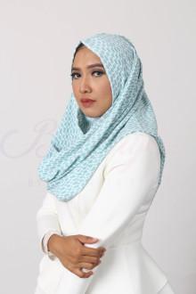 Grande Turqoise Hijab