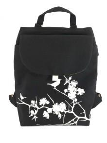 3-way Backpack Spring Black