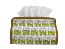 Tissue Cover Bajaj Green