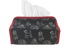 Tissue Cover Billy Black