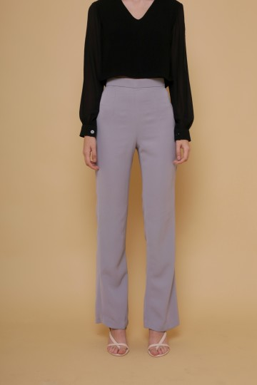 Shama Pants in Grey image