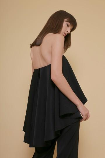 The Grace Jumpsuit in Black image