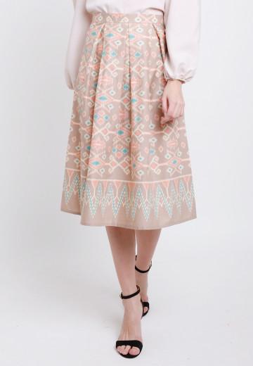 Raka Skirt in Creme image