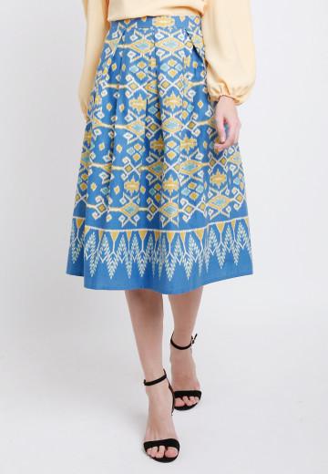 Raka Skirt in Blue image