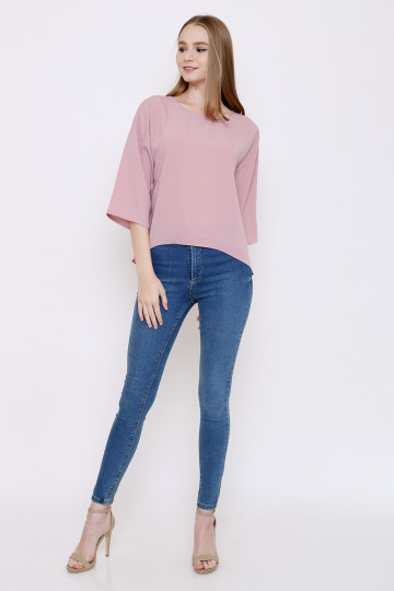 Sora Top in Lilac image