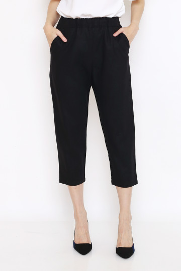 Linni Pants in Black image