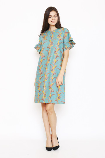 Adita Dress in Tosca image