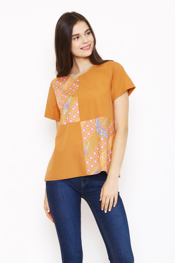 Sika Top in Brown image