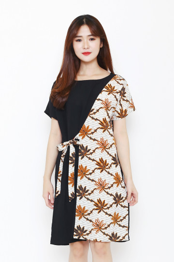 Teresa Dress Black image