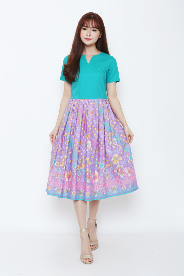 Indy Dress in Tosca image