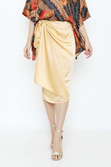 Denise Skirt Gold image