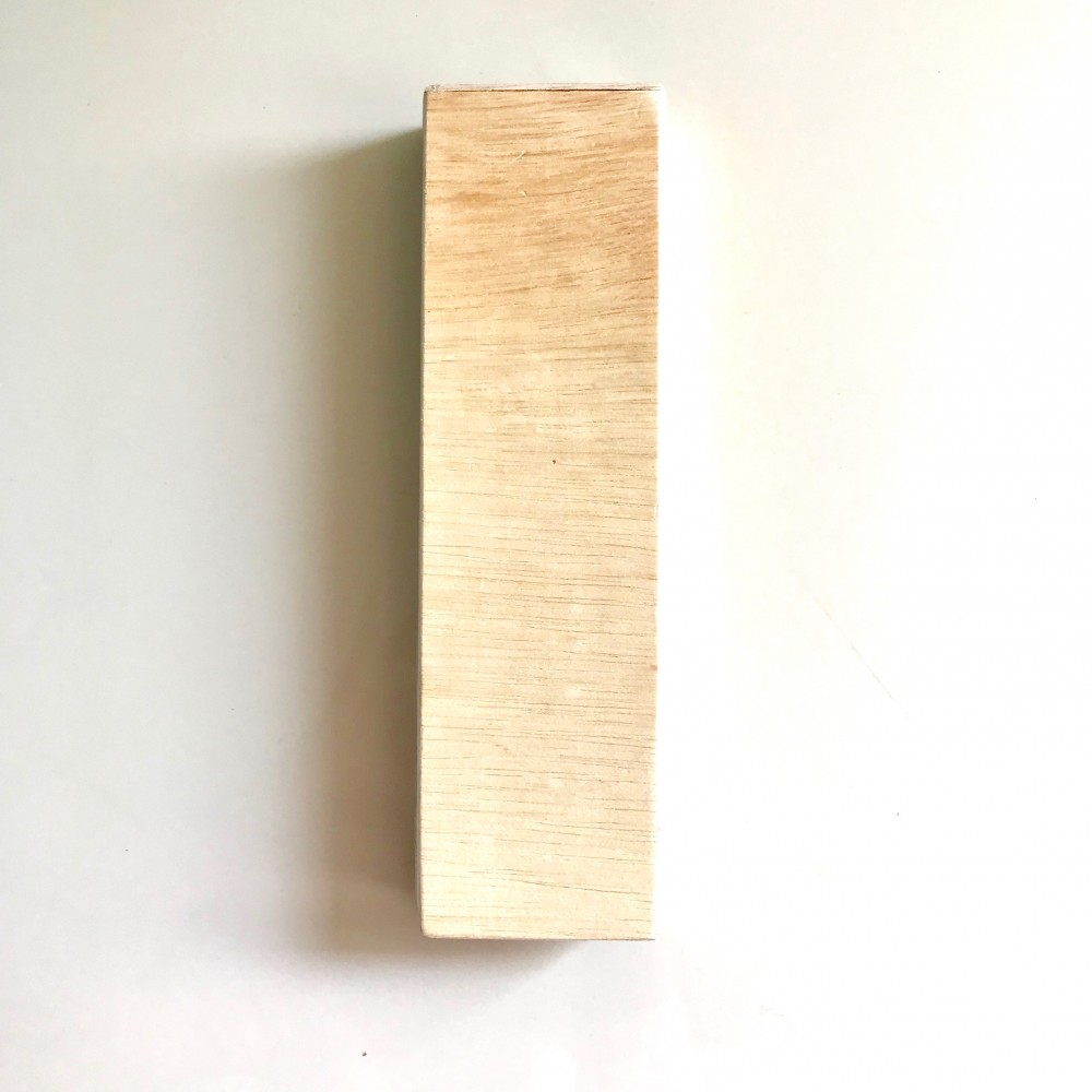 Kotak Pensil Kayu Pinsil