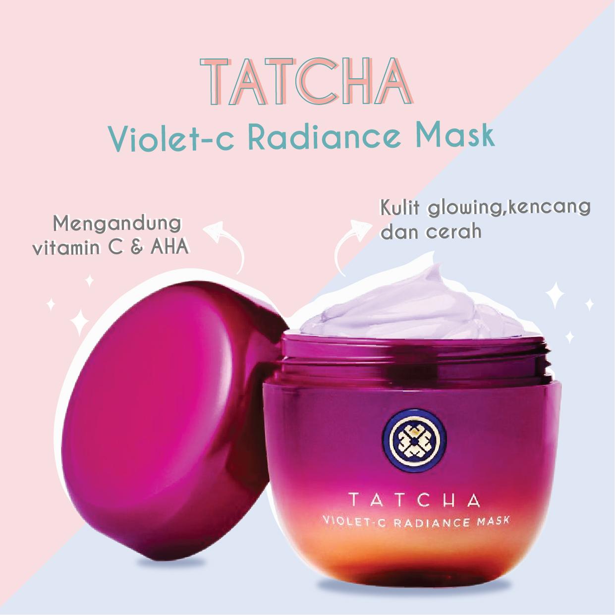 tatcha Mask