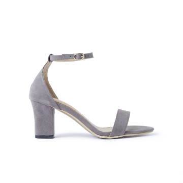 Jane Grey Block Heels