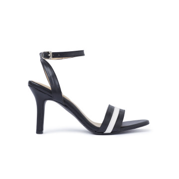 Ayla Black Stripes Heels